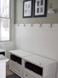 bathroom rms mudroom hooks storage sitting area cool features