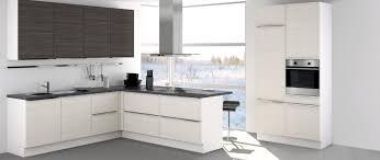cuisine blanche et noir stunning deco cuisine blanc et bois photos matkin info matkin info