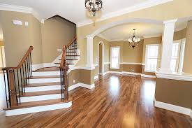 new home with hardwood flooring real homes pinterest living