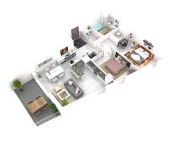 layouts of houses small modern house layout 3d modern house 3d plan layout ideas