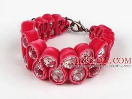 pink velvet ribbon style clear and pink velvet ribbon woven bold