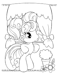 my little frozen coloring pages