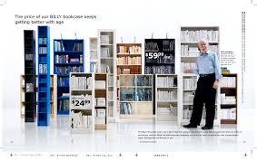 Markor Bookcase Ikea 2010 Catalogue Usa