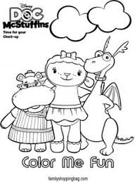 birthday boy coloring pages doc mcstuffins coloring pages wecoloringpage pinterest