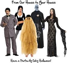 Addams Family Costumes Great Family Group Costumes U2022 Halloweentopia