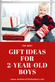 Best Toddler Boy Christmas Gifts 2018