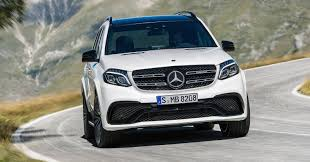 mercedes benz 2016 mercedes benz gls pricing and specifications
