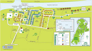 Maryland State Parks Map by Watertribe Events