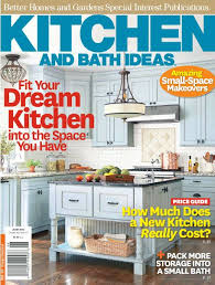 kitchen cover story better homes gardens magazine