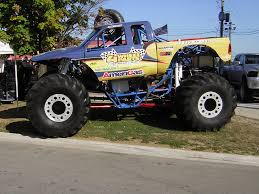 monster truck show phoenix truck related