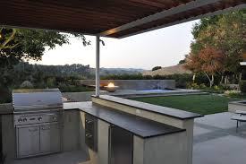 outdoor patio kitchen ideas patio kitchen ideas patio contemporary with water feature outdoor