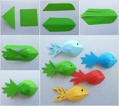 Easy Paper Craft For Kids - 10 easy paper crafts to try with kids