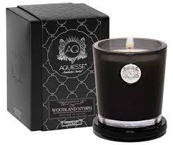 amazon com aquiesse portfolio collection large candle luxe
