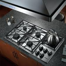 Wolf Gas Cooktop 30 Kitchen The Ge Cgs990setss Cafe 30 Stainless Steel Gas Slide In