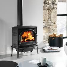 furniture f 600 firelight cb jotul wood stove fireplaces in tile