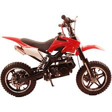49cc 50cc high performance black 2 stroke gas motorized mini dirt