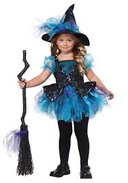 toddler darling little witch costume
