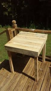Jackson Bistro Table Pallet Bistro Table Pallet Pinterest Pallets And Pallet Projects