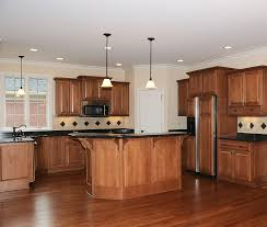 Hardwood Floor Kitchen Kitchen Cabinet And Hardwood Floor Combinations Hardwoods Design