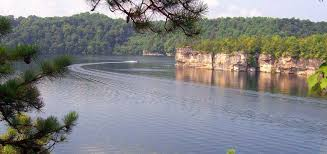 West Virginia lakes images Summersville lake west virginia cabins jpg