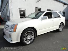 2008 cadillac srx for sale 2008 cadillac srx 4 v6 awd in white tricoat 108114