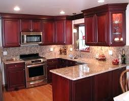 cherry cabinets in kitchen cherry cabinets house of designs