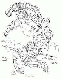 coloring pages iron man animated images gifs pictures printable