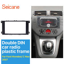 2007 ford focus radio shop seicane black din car radio fascia for 2007