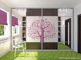for green room purple bedroom cabinet design for girls