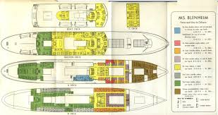 Class B Floor Plans by Hhvferry Com Deckplans