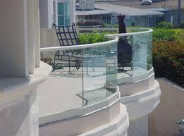 glass railing u0026 fencing orange county ca interior u0026 exterior