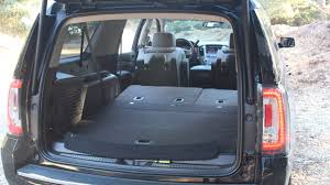 gmc yukon trunk space 2016 gmc yukon xl overview cargurus