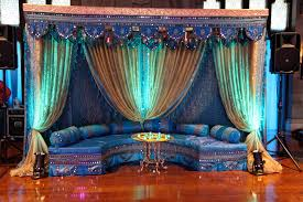 Indian Home Decorating Ideas Indian Home Wedding Decor Decoration Ideas Collection Photo And