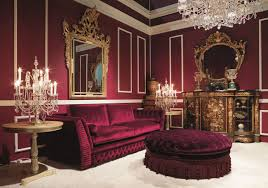 Living Room With Red Sofa by Classic And Artistic Luxury Red Living Room Sofa Orchidlagoon Com