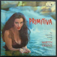 the exotic album covers of martin denny album cover art