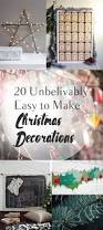 best 25 make christmas decorations ideas on pinterest christmas