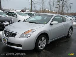 Nissan Altima 2008 - 2008 nissan altima 2 5 s coupe in radiant silver metallic 267559