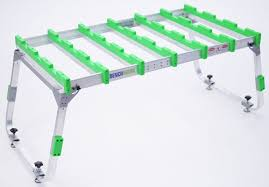 portable track saw table do not buy a benchmark work table