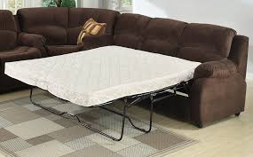Sectional Sofa With Sleeper Bed Tracey Recliner Sleeper Sectional Sofa
