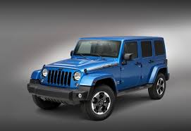 rubicon jeep blue jeep wrangler polar limited edition revealed ahead of frankfurt