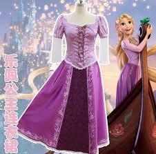 Rapunzel Halloween Costumes Popular Womans Rapunzel Costume Buy Cheap Womans Rapunzel Costume
