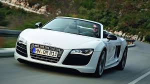 audi r8 spyder now available with 4 2 fsi v8 engine