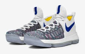 kd9 warriors multi knit id shoe biz warriors kd