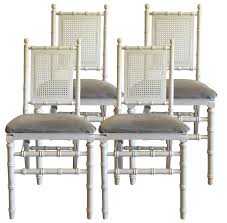 Stakmore Folding Chairs by Viyet Designer Furniture Seating Vintage Faux Bamboo Folding
