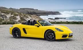 porsche cars 2016 mean u0026 lean high performance 4 cylinder cars autonxt