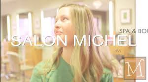 hair salon mclean va salon michel 703 442 7323 youtube