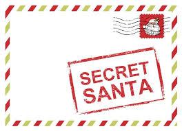 secret santa letter template invitation template