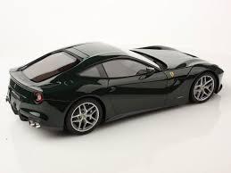 Ferrari F12 White - ferrari f12 berlinetta 1 18 mr collection models