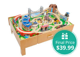 how to put imaginarium train table together price imaginarium train set with table only 39 99 kids