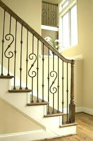 Grills Stairs Design Steel Railing Designs Grill Staircase Railing Designs Collection